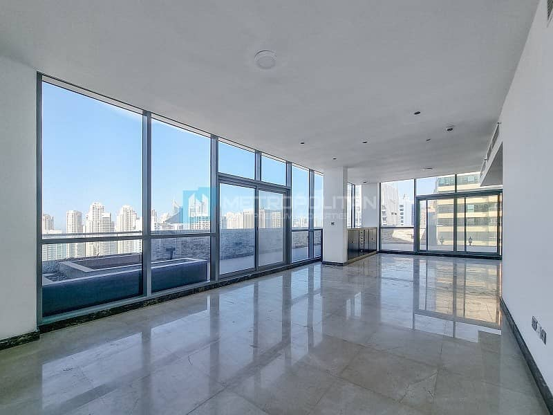 2 High Floor Penthouse I Stunning Views I Vacant Now