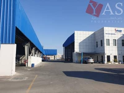 مصنع  للبيع في الغيل، رأس الخيمة - Customized Pipe Mill | Labour Accommodation