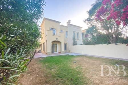 فیلا 2 غرفة نوم للايجار في الينابيع، دبي - Private Garden | Well Maintained | 2BR Villa