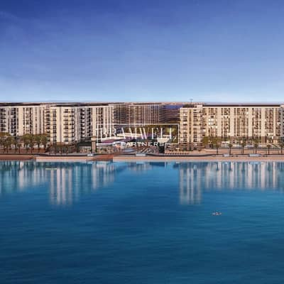 3 Bedroom Flat for Sale in Yas Island, Abu Dhabi - No- Commission! 3 Bedroom  Apartment - Off Plan