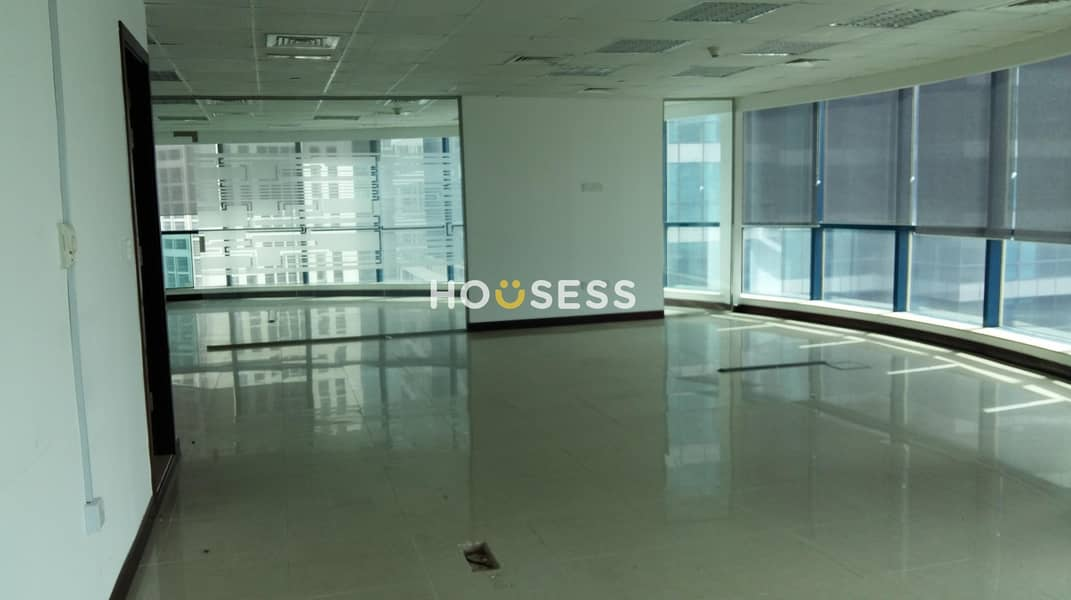 Fully Fitted Office with Glass Partitioned