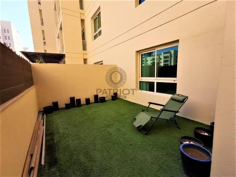 24 Upgraded 1 BHk With Courtyard Fully Furnished