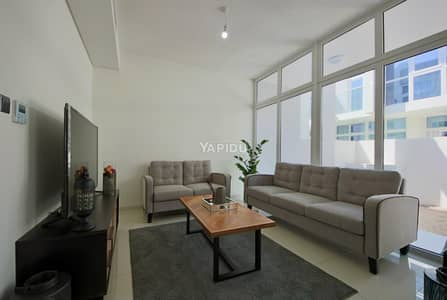 3 Bedroom Townhouse for Sale in Akoya Oxygen, Dubai - Furnished rented townhouse in Vardon for sale
