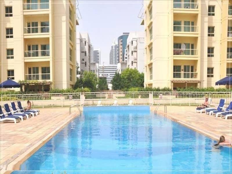 Hot Deal 1 BR 04 Unit Al Dhafrah Greens !!