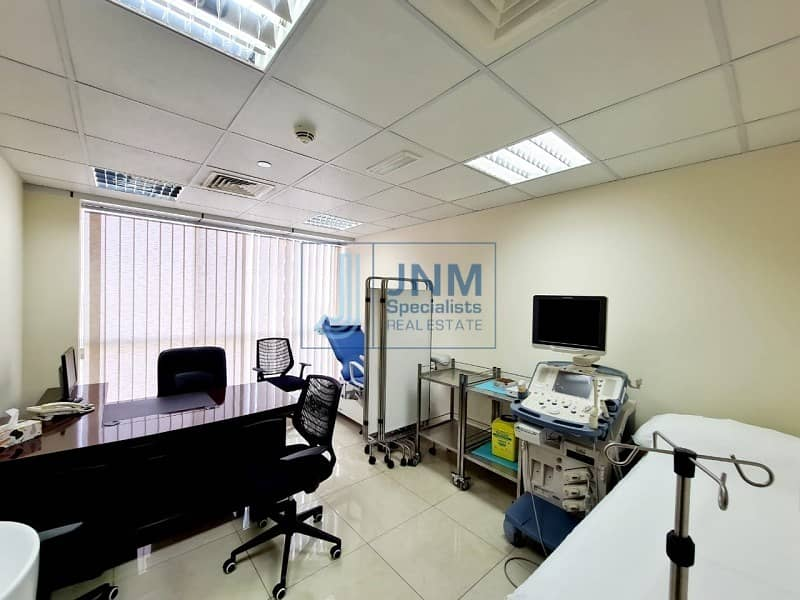 2 Ideal for Medical Business| Lake View | Mid Floor