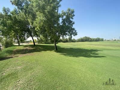 ارض سكنية  للبيع في مدينة ميدان، دبي - Full golf Course view   Best plot in Meydan