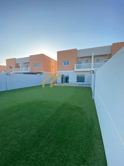 فیلا 3 غرف نوم للايجار في السمحة، أبوظبي - first inhabitant single row