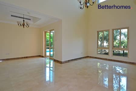 فیلا 4 غرف نوم للبيع في جزر جميرا، دبي - Entertainment Foyer|Close to Islands Club
