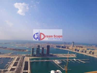 بنتهاوس 4 غرف نوم للايجار في دبي مارينا، دبي - 4 Bedroom Penthouse in Dubai Marina Overlooking the stunning Palm Jumeirah