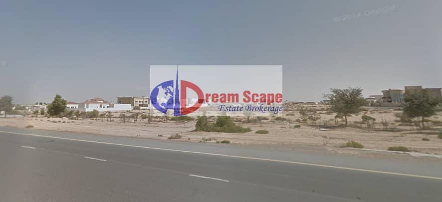 Land for Villa in Nad Al Sheba