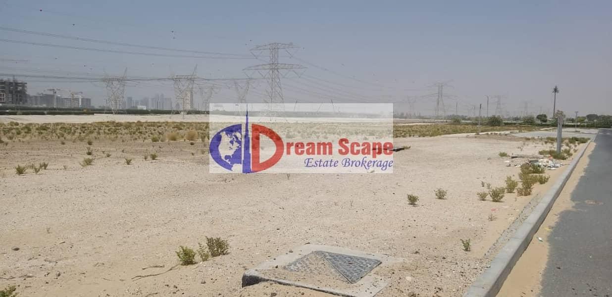 Commercial Plot for Sale in Meydan - Mohd. Bin Rashid City