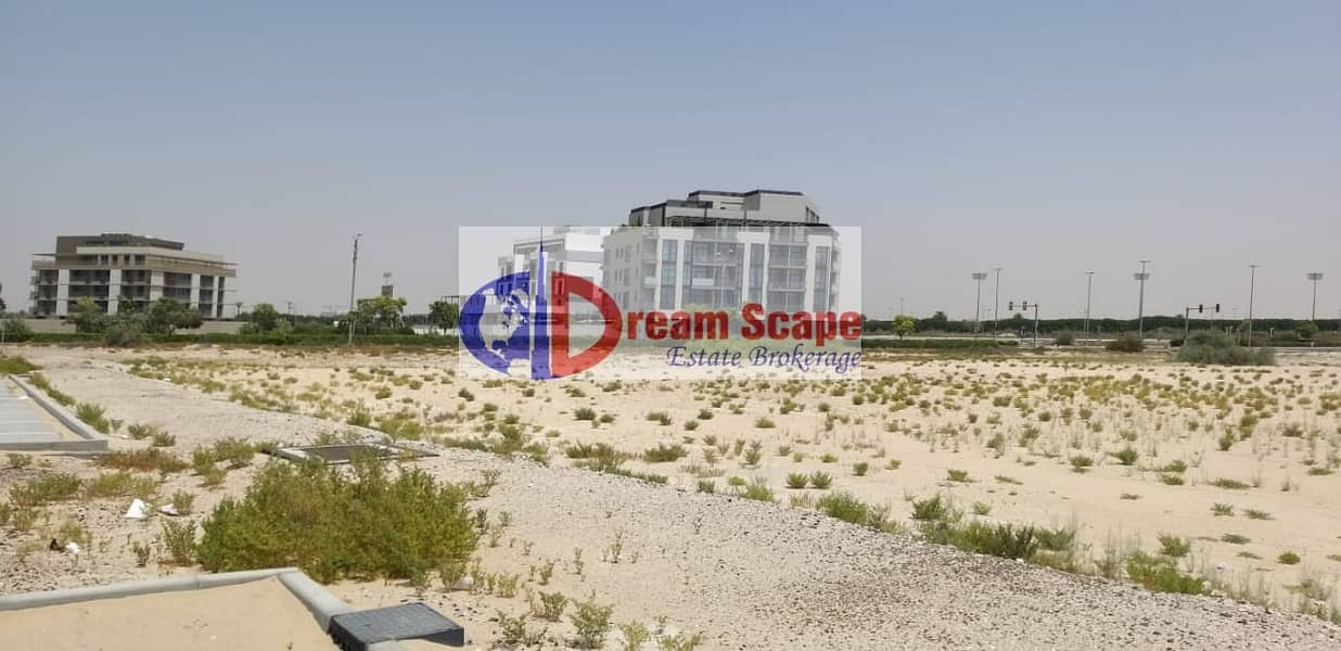 2 Commercial Plot for Sale in Meydan - Mohd. Bin Rashid City