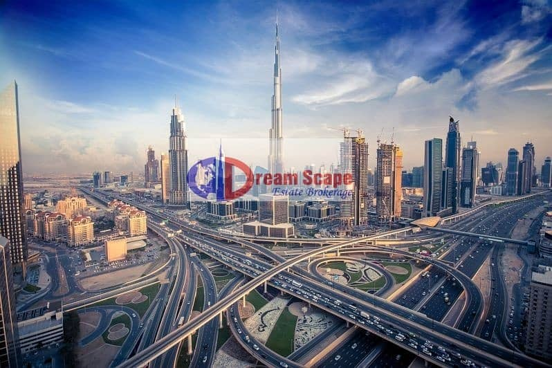 Commercial and Hotel in Shk Zayed Road Freehold
