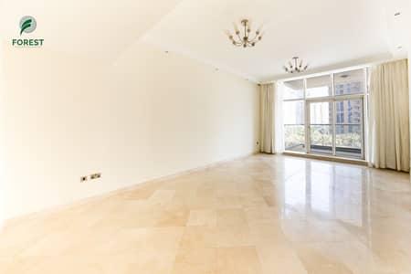 شقة 2 غرفة نوم للايجار في دبي مارينا، دبي - Amazing Unit | 2 Bed + Study | Low Floor | Vacant