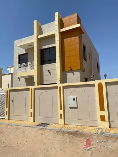 5 Bedroom Villa for Rent in Al Yasmeen, Ajman - NEW 5BED ROOM HAAL VILLA AVAILABLE FOR RENT