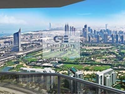 فلیٹ 3 غرف نوم للبيع في أبراج بحيرات الجميرا، دبي - Golf course view| Last plot in JLT| Pay till 2025