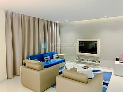 1 Bedroom Apartment for Rent in Business Bay, Dubai - Spacious | Furnished | Vacant | 1 BR in The Vogue