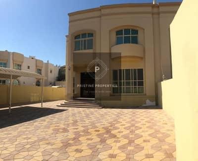 فیلا 5 غرف نوم للايجار في بين الجسرين، أبوظبي - 5 Bedroom Villa W/Driver Room