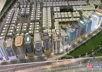 ارض تجارية  للبيع في العالية، عجمان - ارض تجارية في العالية 594173 درهم - 5030459