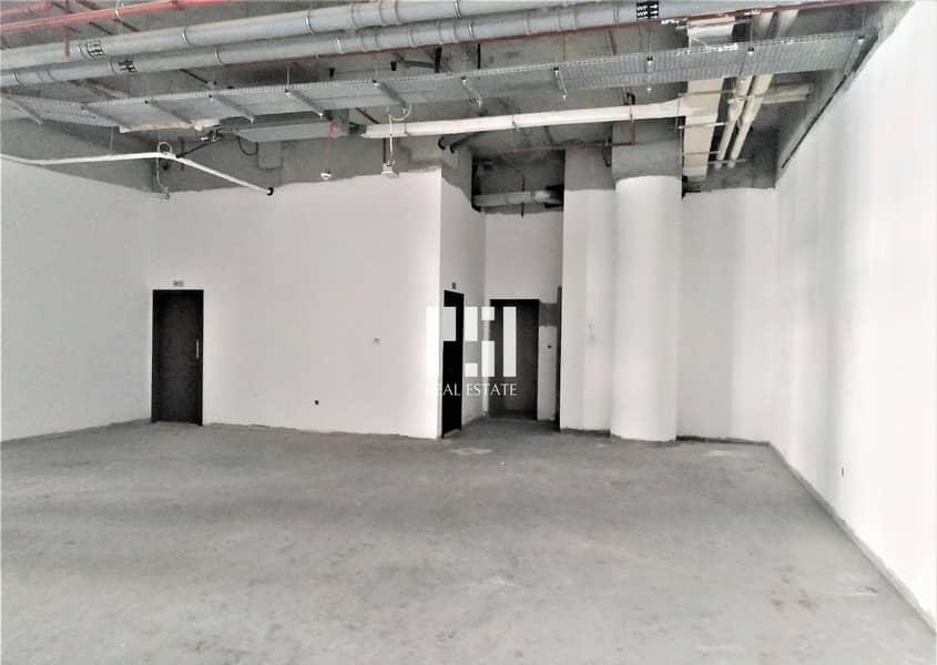 7 Shop | Huge | Main Road  Al Garhoud ( NO COMMISION)