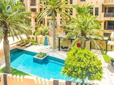 فلیٹ 2 غرفة نوم للايجار في المدينة القديمة، دبي - Amazing Unit | 2 Beds | Burj Khalifa View | Vacant