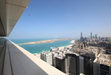شقة 1 غرفة نوم للايجار في الخالدية، أبوظبي - 1 Bedroom with large balcony | 0% commission fees