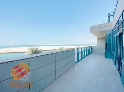 تاون هاوس 3 غرف نوم للايجار في شاطئ الراحة، أبوظبي - Unrivalled Luxurious 3 BR Townhouse with Huge Terrace