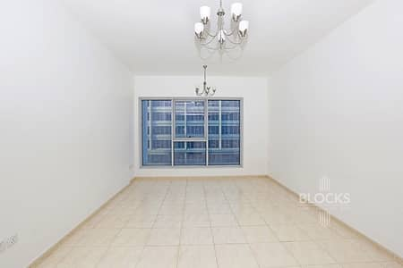 1 Bedroom Flat for Rent in Dubai Residence Complex, Dubai - Vacant 1 Bedroom in Skycourts | Decent Price