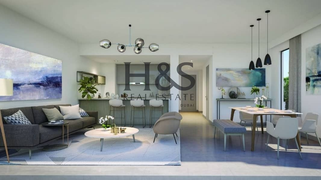 2 Corner Unit I Resale  Modern Style Villa I Close to Park