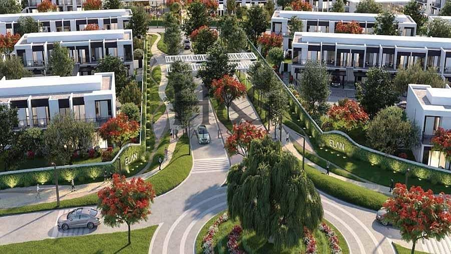 10 Corner Unit I Resale  Modern Style Villa I Close to Park