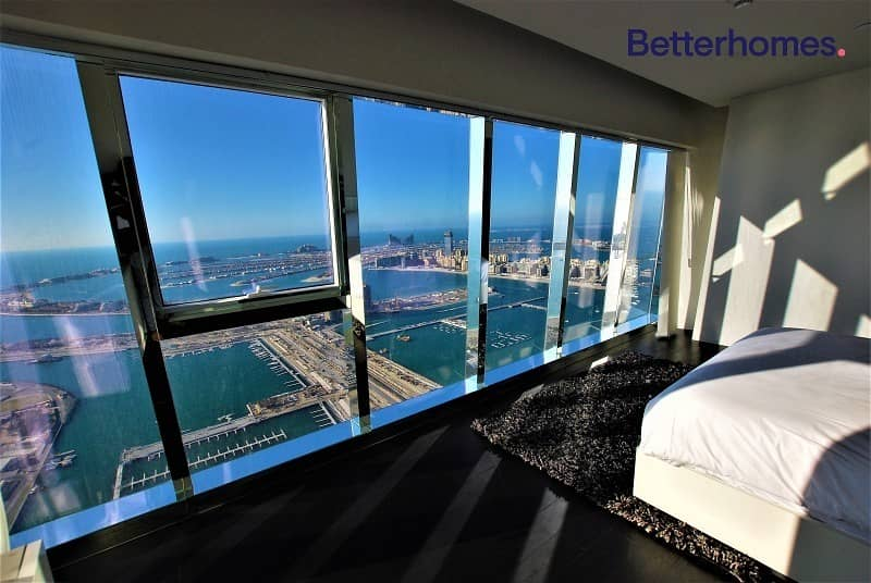 2 Stunning Penthouse | Full Sea View | Fendi