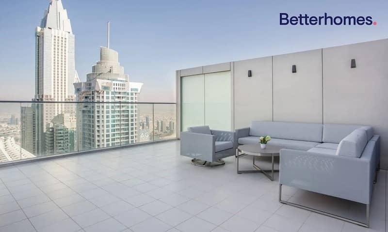 21 Stunning Penthouse | Full Sea View | Fendi