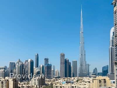 فلیٹ 2 غرفة نوم للبيع في وسط مدينة دبي، دبي - Burj Khalifa View | Best Price | Fitted Kitchen