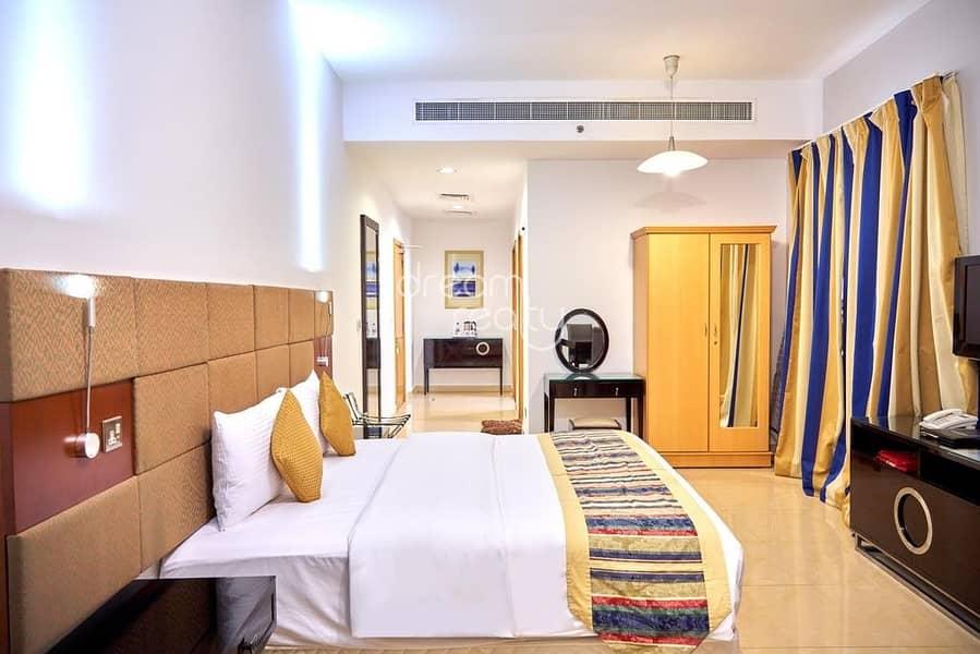 Full Building Hotel Apartments I Fully Furnished 7%  ROI