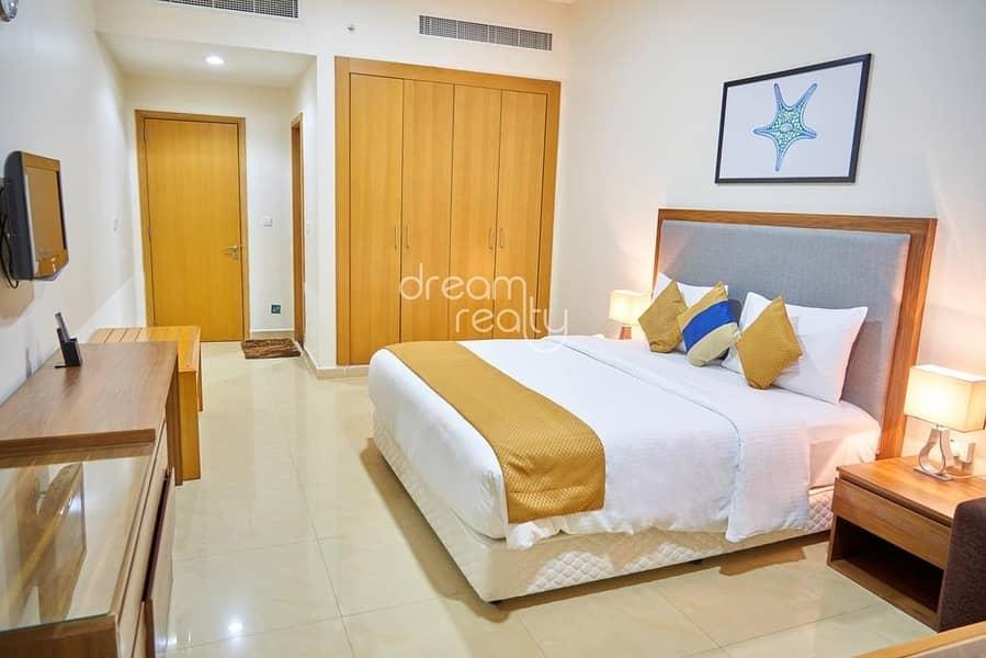 2 Full Building Hotel Apartments I Fully Furnished 7%  ROI