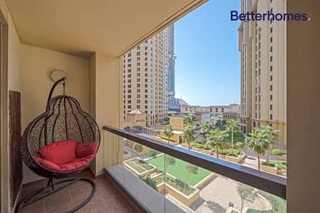 1 Bedroom Apartment for Sale in Jumeirah Beach Residence (JBR), Dubai - Vacant | Low Floor | Community View | Nice Layout