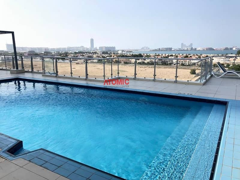 12 Amazing 2bhk with palm and burj al arab view in 65k