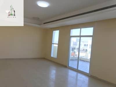 فیلا 5 غرف نوم للايجار في جنوب الشامخة، أبوظبي - Stand alone villa for rent in shamkha south z31