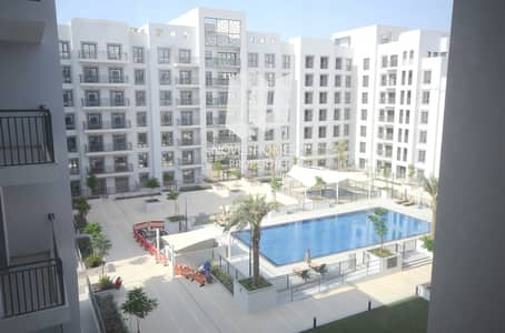 1 Bedroom Apartment for Rent in Town Square, Dubai - 1Bedroom Zahra 2A 35k 4 checks Pool View