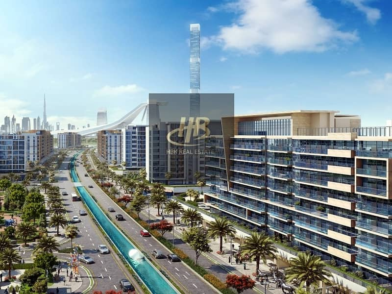 11 Meydan One Mall view | 4 years Post Handover Payment Plan.