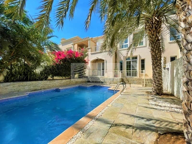 2 Type 3M Villa|Vacant| Ready to Move| Swimming Pool