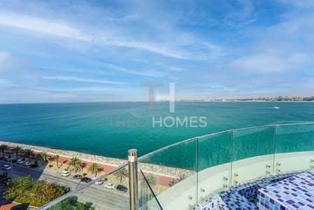 بنتهاوس 3 غرف نوم للبيع في نخلة جميرا، دبي - Palm Jumeirah Penthouse Panoramic Views