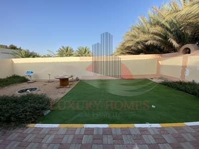 3 Bedroom Villa for Rent in Al Rawdah Al Sharqiyah, Al Ain - Private Yard Garden Including Water Electricity