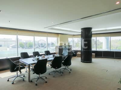 Office for Rent in Al Khabisi, Dubai - Fully Fitted | Ready to Move-In Office | Excellent for New Set Up