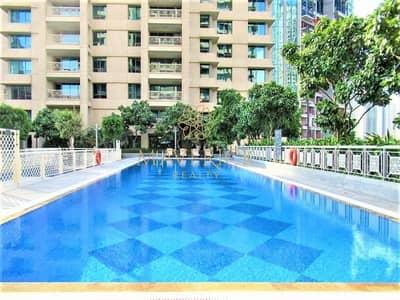 استوديو  للايجار في وسط مدينة دبي، دبي - Chiller Free | Huge Furnished Studio | High Floor
