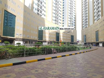 1 Bedroom Flat for Rent in Ajman Downtown, Ajman - Ajman Peal Towers, 1 Bedroom Hall with Parking for Rent