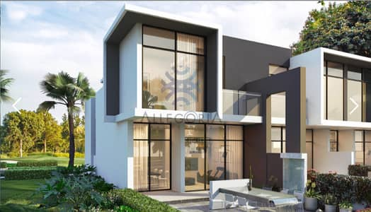 3 Bedroom Townhouse for Sale in Akoya Oxygen, Dubai - 3 Beds + Maid  Villa For Sale at Oxygen