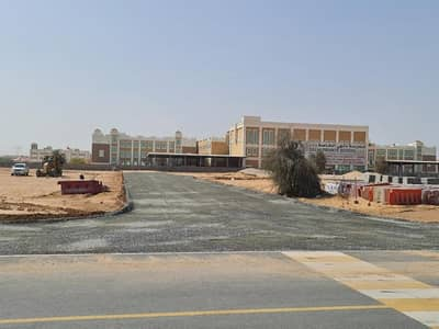 Plot for Sale in Ajman Uptown, Ajman - Ground + 2 Villa Plot For Sale in Sheikh Ammar Road Ajman