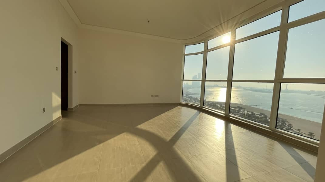 2 Stunning 3 BR Close to Corniche Beach and Family Parks