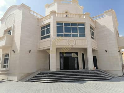 6 Bedroom Villa for Rent in Shakhbout City (Khalifa City B), Abu Dhabi - STAND ALNE LUXURY VILLA FOR RENT